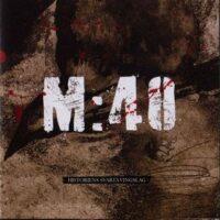 M:40 – Historiens Svarta Vingslag (CD)