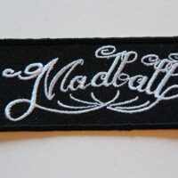 Madball – Logo (Broderad Patch)