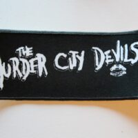 Murder City Devils, The – Logo (Printed Patch)
