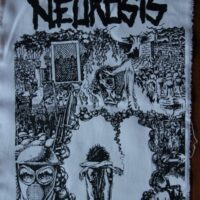 Neurosis – Cover (Back Patch)