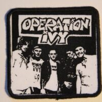 Operation Ivy – Group/Logo (Printed Patch)