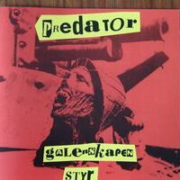 Predator – Galenskapen Styr (CD)