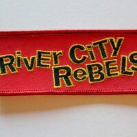 River City Rebels – Logo (Broderad Patch)