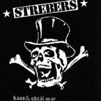Strebers – Kaos & Skrål 85-87 (CD)
