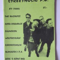 Streetmusic F.C. 2-2000 (Business,Wolfbrigade)