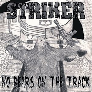 Striker – No Bears On The Track (CD)