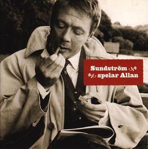 Stefan Sundström – Sundström Spelar Allan (CD)