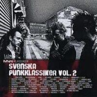 Svenska Punkklassiker Vol.2 – V/A (2xCD)