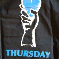 Thursday – Heart/Hand (T-S)