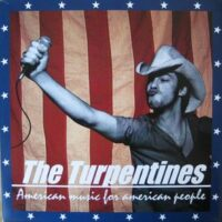 Turpentines, The ‎– American Music For American People (CD)