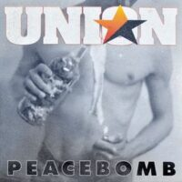 Union  ‎– Peacebomb (3 inch CD)