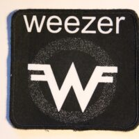 Weezer – Logo (Printed Patch)