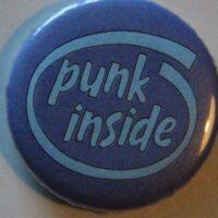 Punk Inside (Badges)
