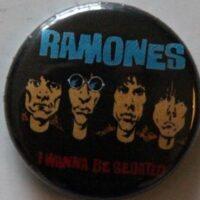 Ramones – Cartoon (Badges)