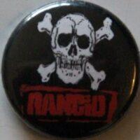 Rancid – Skull/Red Logo (Badges)