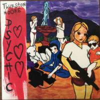 Thurston Moore – Psychic Hearts (2 x Vinyl LP)
