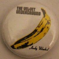 Velvet Underground – Banana (Badges)