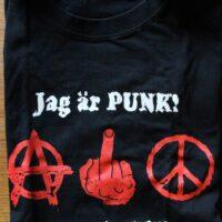 Jag Är Punk (T-Shirt)