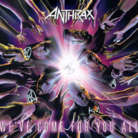 Anthrax – We've Come For You All (2 x Vinyl LP)