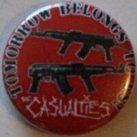 Casualties, The – Belong (Badges)