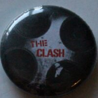 Clash, The – Speakers (Badges)