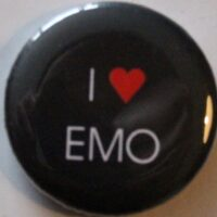 Emo – I Love Emo (Badges)