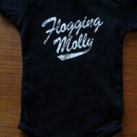 Flogging Molly – Logo (Baby Body)