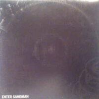 Metallica – Enter Sandman (Vinyl 12″)
