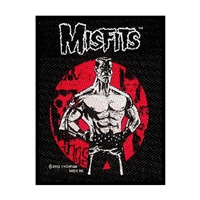 Misfits – Lukic (Sew-On Patch)