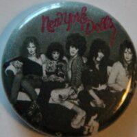 New York Dolls – Group (Badges)