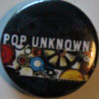 Pop Unknown – Logo (Badges)