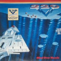 220 Volt ‎– Mind Over Muscle (Vinyl LP)