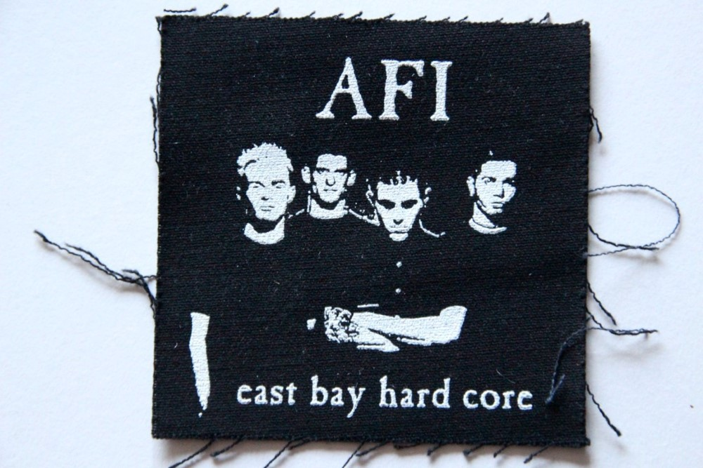 AFI - East Bay (Cloth Patch)