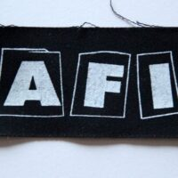 AFI – Logo (Cloth Patch)