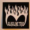 Alkaline Trio - Burning Heart (Sticker)