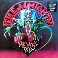Almighty, The – Devil's Toy (Poster Cover 12″ Vinyl)