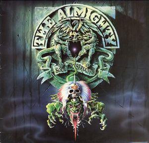 Almighty, The – Soul Destruction (Vinyl LP)