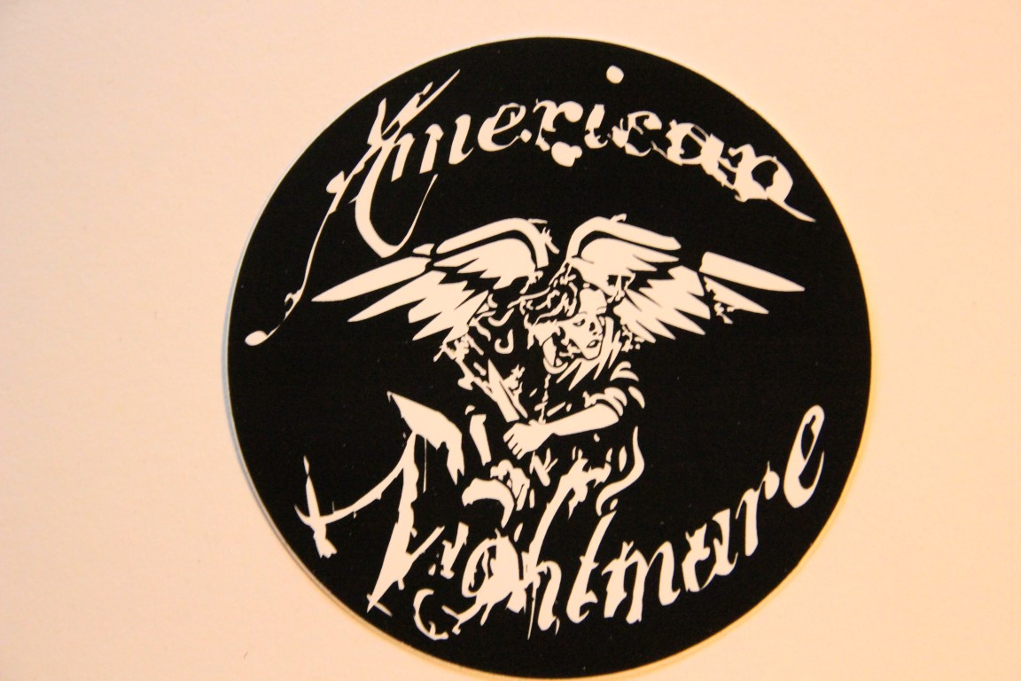 American Nightmare - Angel (Sticker)