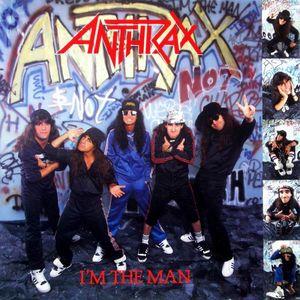Anthrax – I'm The Man (Vinyl MLP)