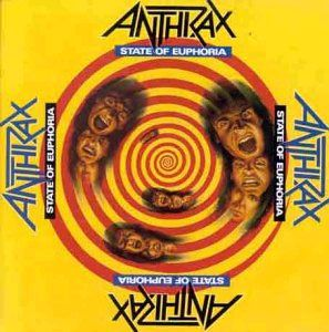 Anthrax ‎– State Of Euphoria (Vinyl LP)