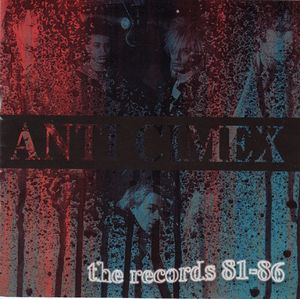 Anti Cimex - The Records 81-86 (CD)
