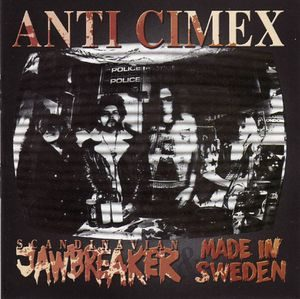Anti Cimex – Scandinavian Jawbreaker & Made In Sweden (CD)