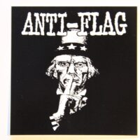 Anti-Flag – President (Sticker)