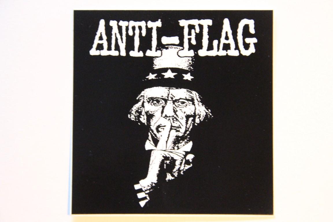 Anti-Flag - President (Sticker)