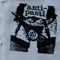 Anti-Pasti – Legs (Cloth Patch)