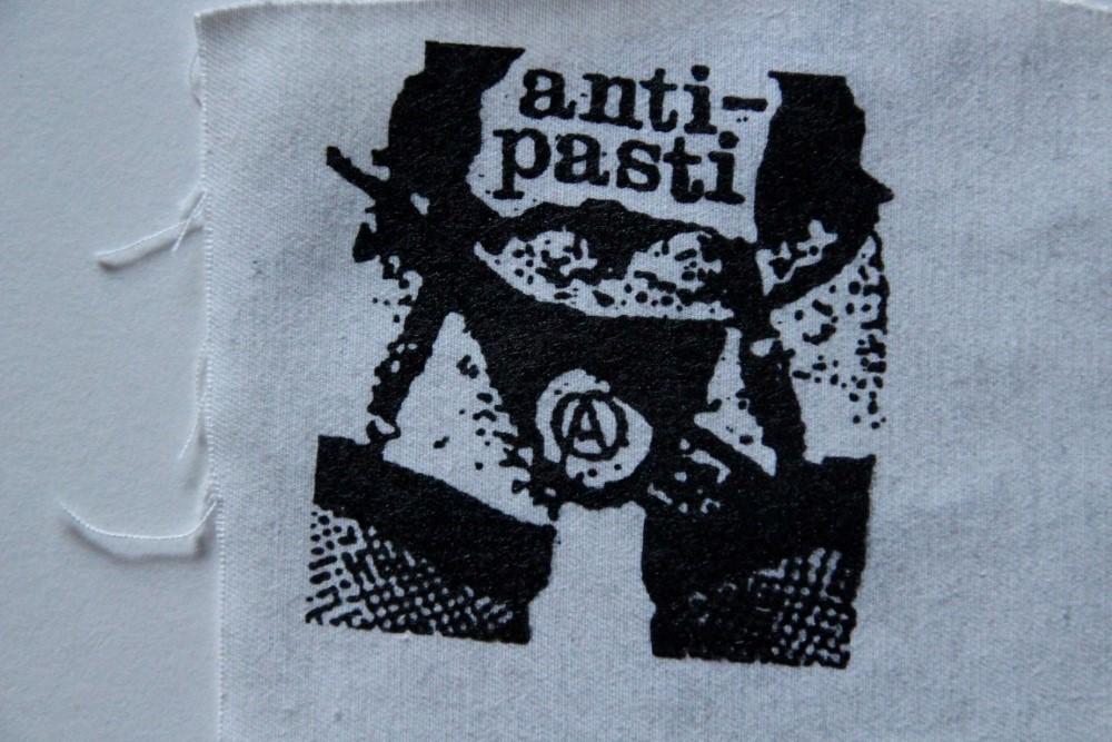 Anti-Pasti - Legs (Cloth Patch)