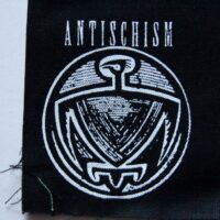 Antischism – Symbol (Cloth Patch)