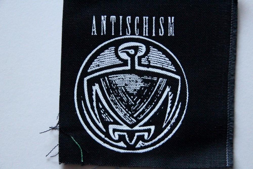 Antischism - Symbol (Cloth Patch)
