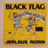 Black Flag - Jealous Again (Sticker)