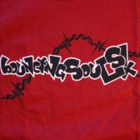 Bouncing Souls – Logo/Barbwire (T-S)